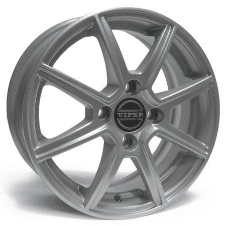 4x100 14x5.5 ET38 Miami V8 Sil 67.1 Felga